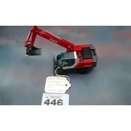 O&K Mobil Bagger Excavator N.Z.G. 492
