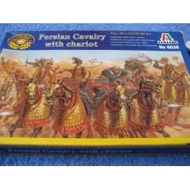 Persian Cavalry Figures