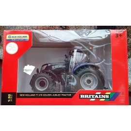 Britain's New Holland T7.270 Jubilee Tractor