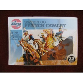 Waterloo French Cavalry Figures