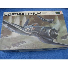 Corsair F4U 1 Model Plane
