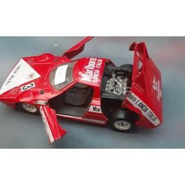 Lancia Stratos 1/24 Scale Burago no 3