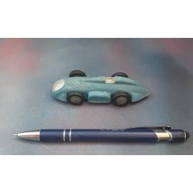 Timo Racing Car 1950's Rare Toy
