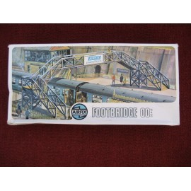 Airfix Footbridge Model