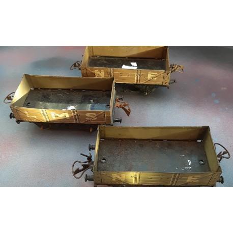 Meccano Hornby Wagon 12530  L.M.S   N.E