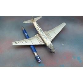 Dinky Super Toys Comet 999 plane