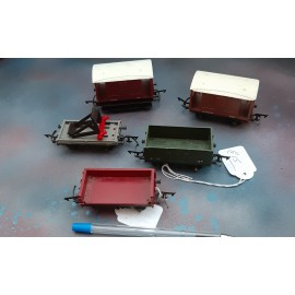 Triang Wagon LOT OF 5