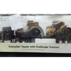 Norscot Caterpillar Hauler With Tractors