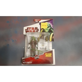 Star wars CW05 Kit Fisto Clone Wars