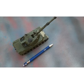 Dinky Leopard Tank Made in England