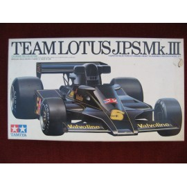 Tamiya Team Lotus JPS Mk.III