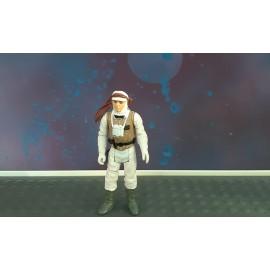 VINTAGE Star wars Figure Luke Skywalker Hoth