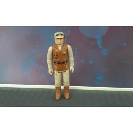 VINTAGE Star wars Figure Rebel Soldier 1980