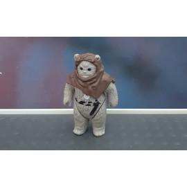 VINTAGE Star wars Figure Ewok Chief 1983