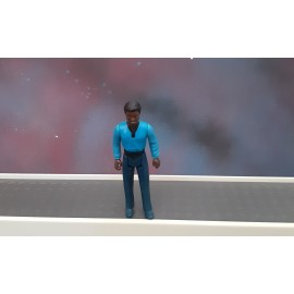VINTAGE Star wars Figure Lando Bespin 1980
