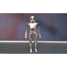 VINTAGE Star wars Figure Death Star Droid