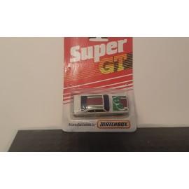 VINTAGE Matchbox Super GT NO 48 On Card
