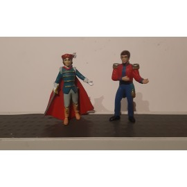 2 Figures France  1996 to 2003 (Toy  no 6G)