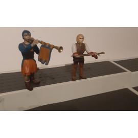 2 Schleich Figures 2003  (Toy no 7H)