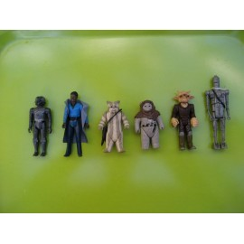Star Wars Multi Figure Set