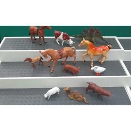 Job Lot OF  11 Animals