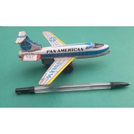 VINTAGE Tinplate Plane Pan American Panam