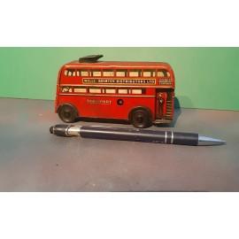 VINTAGE Tinplate Bus Transport 516   1960's