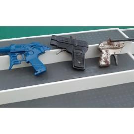 3 old Toys Gun's