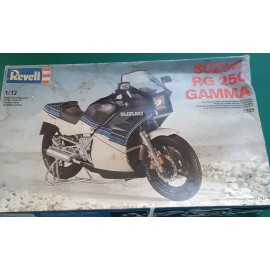 Revell Suzuki RG250 Kit For Sale 1/12 Scale