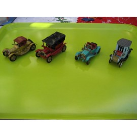 Old Cars Set