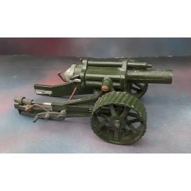 """Britains 18 """" Howitzer Heavy Field Gun"""