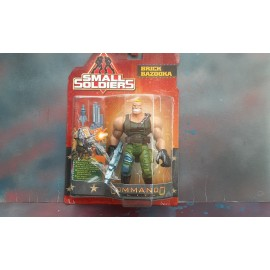Kenner Small Soldiers Brick Bazooka on Card