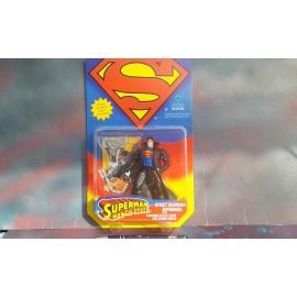 Kenner Superman man of Steel on Card