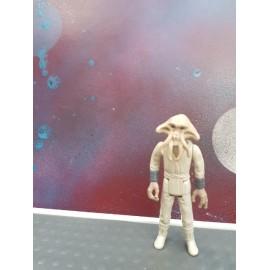 Vintage Star wars figure Squid Head 1983