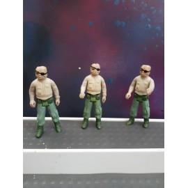 Vintage Star wars figures Prune Face 1984