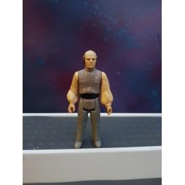 Vintage Star wars figure Lobot 1980 LFL