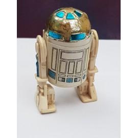 Vintage Star wars figure R2-D2 Solid Dome