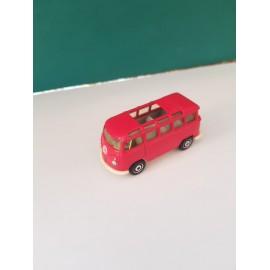 Matchbox VW TRANSPORTER 1998 in Red