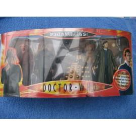 Doctor Who Figures 1