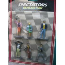 Racing Driver Figures - C.634