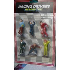 Racing Driver Figures - C.784