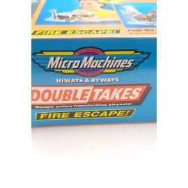 Rare Micro Machines Fire Escape 1995