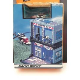 Matchbox Mattel Mlitary Hangar outpost