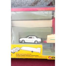 Corgi Gift Set 12 Glider and Trailer Set 1981