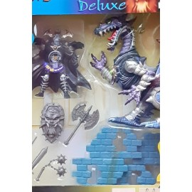 Medieval Knights Deluxe Play Set. 280509