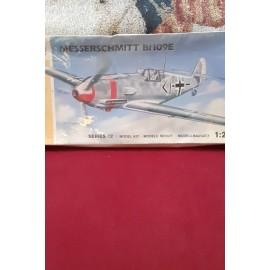 Airfix Messerschmitt BF109E .12002  1/24