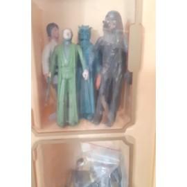 Very Rare Star wars Polish Bootleg Figures