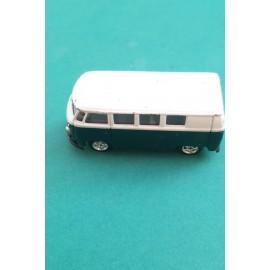 VW Volkswagen Microbus 1962 Welly 52221