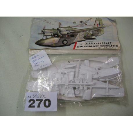 Vinatge Airfix - 72 scale Grumman gosling