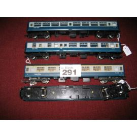 Hornby 00 no.5232 and m9439 + m5232